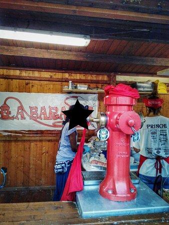 La baracca stand della sagra del sacro cuore padova for Colori del rivestimento della baracca