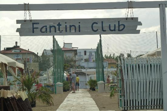 Ristorante Calamare by Fantini Club Cervia