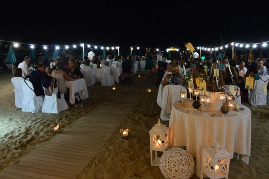 Matrimonio In Spiaggia Rimini : Barafonda beach restaurant rimini