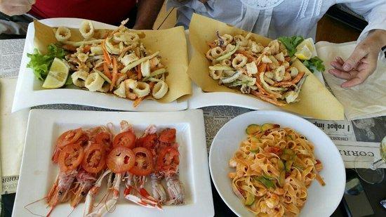Bizula Cucina Di Mare E Pizza Cattolica
