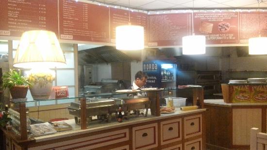 Ristorante pizzeria Aladino Mestre