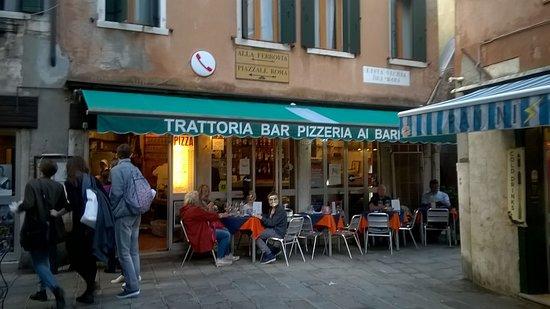 Bar- Pizzeria-Trattoria ai bari Venezia