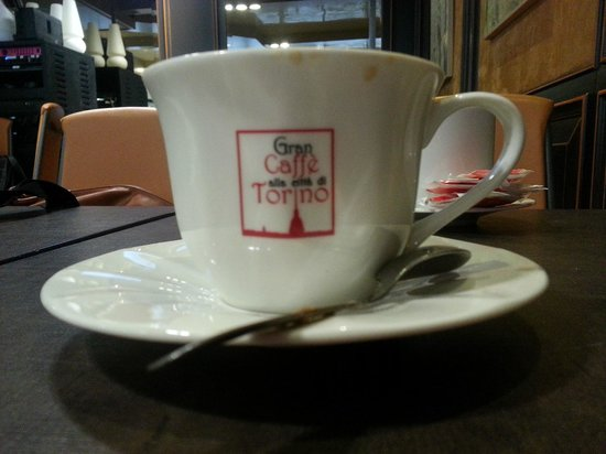 Gran Caffe Alla Citta di Torino Città di Venezia