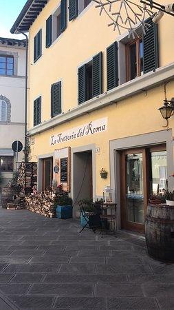 La Trattoria del Roma Bagno di Romagna